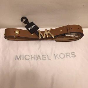 MICHAEL Michael Kors Accessories - *NEW! Authentic Michael Kors signature belt